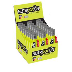 Nutrixxion Energy Gel Box mit Koffein 24 x 44g Lakritz